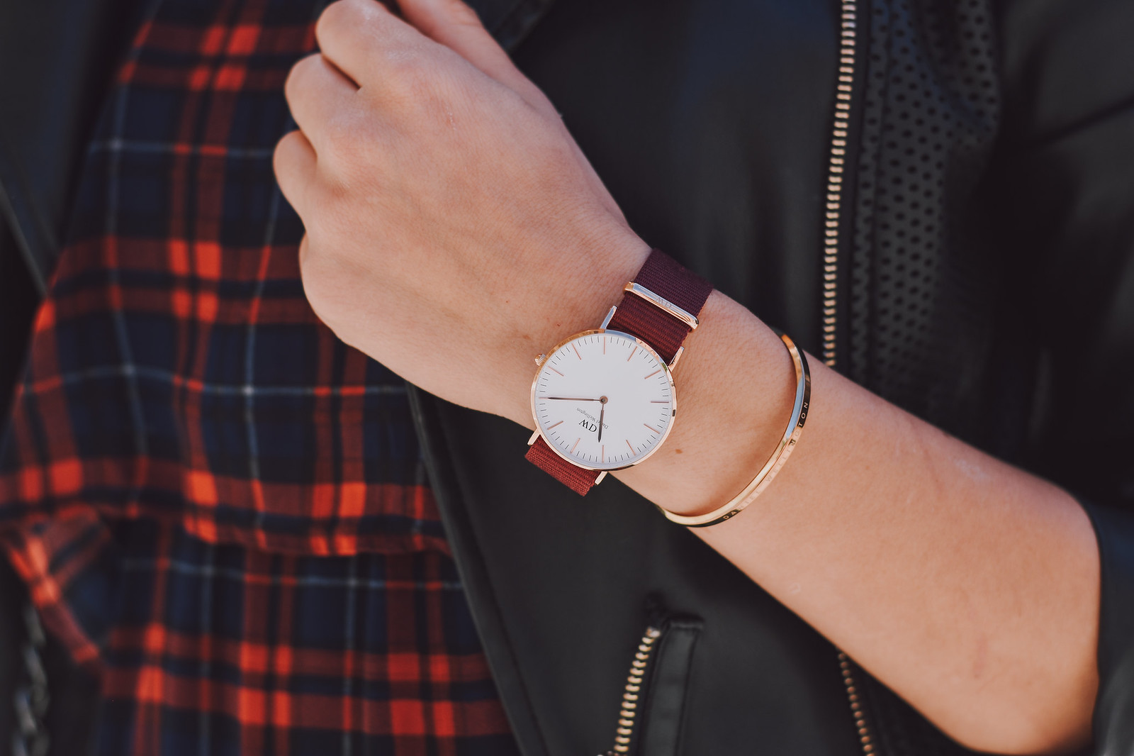 Daniel Wellington Classic Roselyn watch