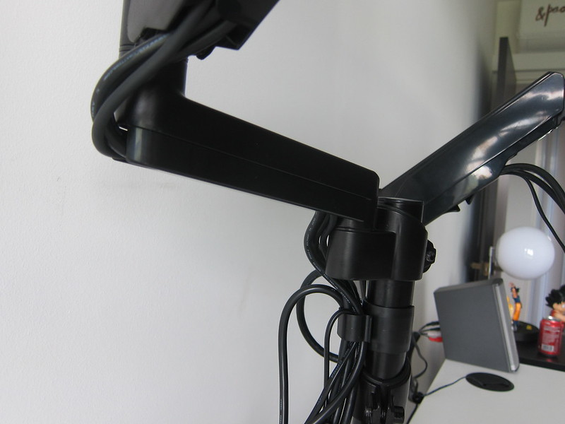 Freedom Dual Monitor Arm - Lower Arm