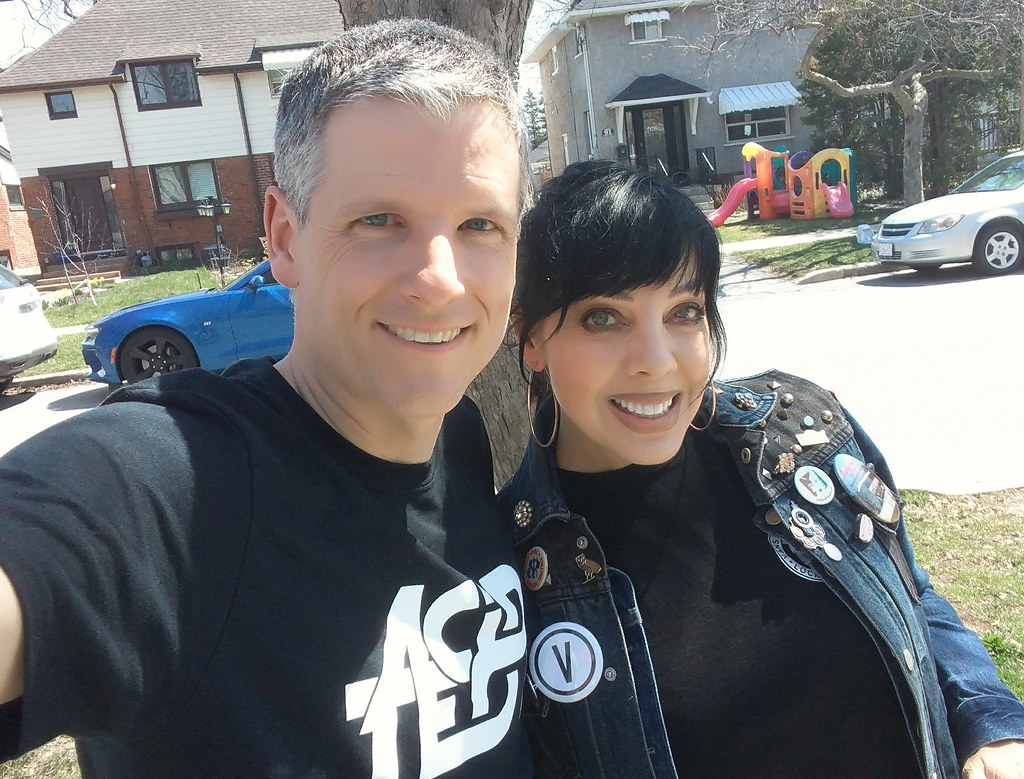 Bif Naked and me