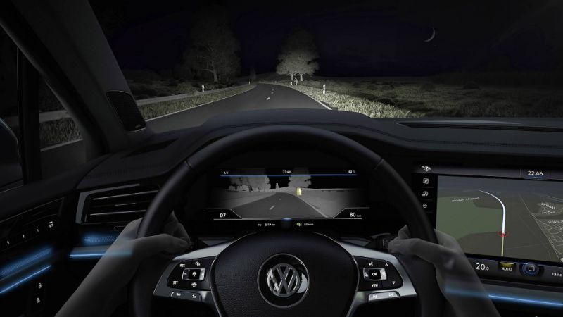 vw Thermal Imaging Camera