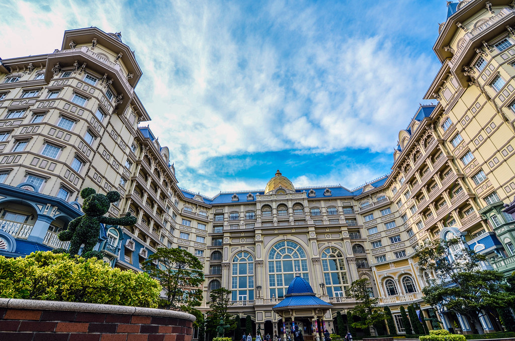 Tokyo Disneyland Hotel Mickey