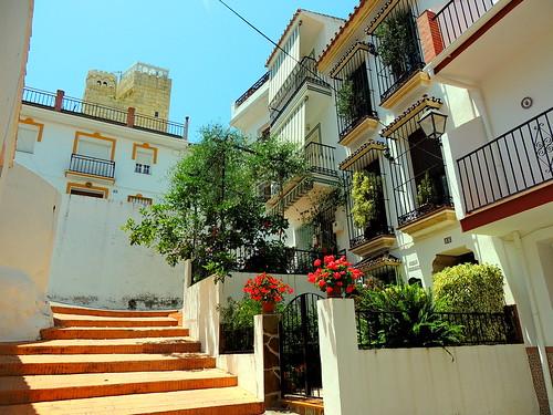 <Calle San Miguel> Guaro (Málaga)