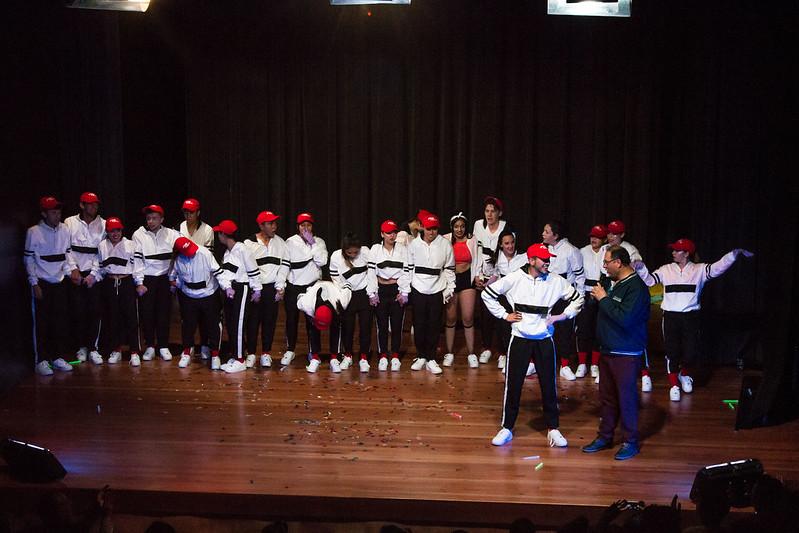 Danza Urbana - Tercera Semana Cultural