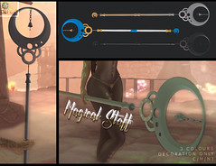 Birth 'Magical Staff' Advert - MAINSTORE RELEASE