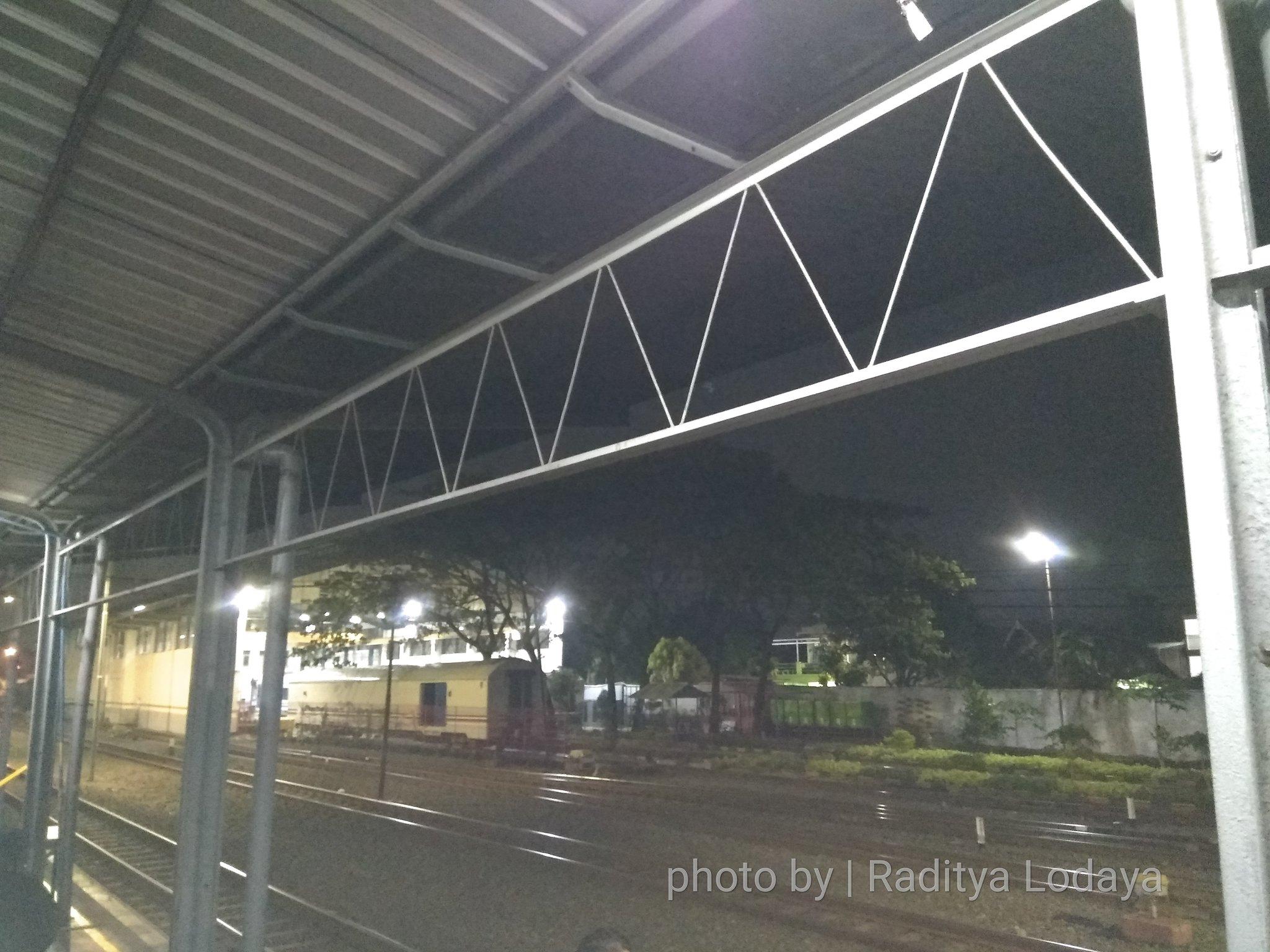 17 TRIP REPORT KERETA API JAYABAYA 3(TEGAL CEPU) - STASIUN SEMARANG PONCOL 1