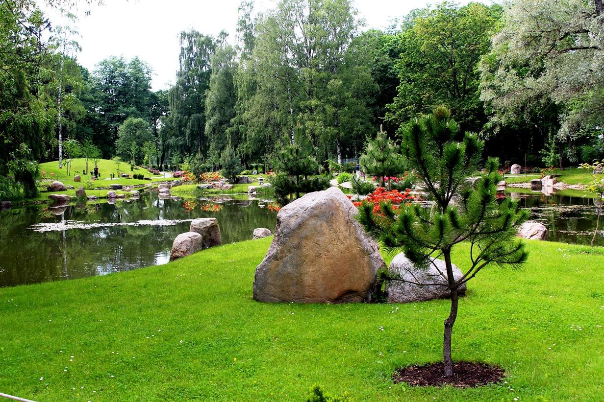 Kadriorgas pils un parks