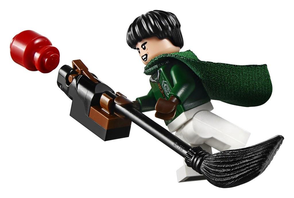 想搭霍格華茲特快車,就先來「9¾ 月台」準備吧~ LEGO 75953、75955、75956《哈利波特》系列盒組 Harry Potter Sets 真的每盒都想要啊!!