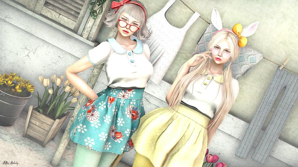 #132 EXiA Gnome Top&Skirt@EXiA Soon!!