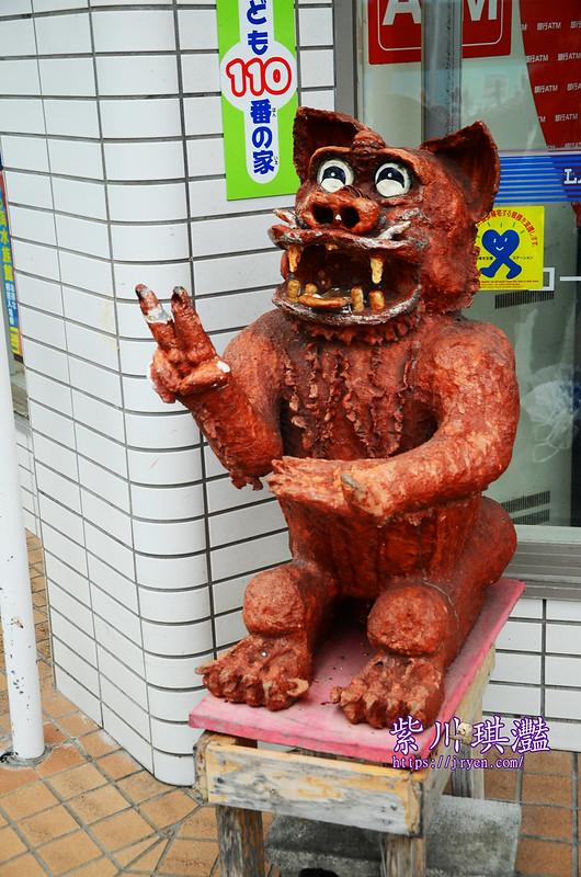 沖繩守護神石獅
