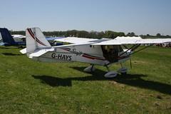 G-HAYS Best Off Skyranger [BMAA/HB/563] Popham 050518