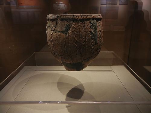 DSCN2223 - Pottery Vessel, Xinle Ruin, Shenyang