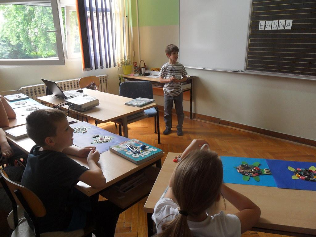 Učitelj hrvatskog jezika Janko Golubić