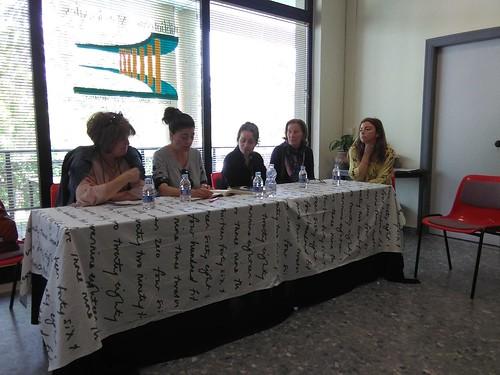 Día del Libro maratón de lectura CEPER Bujalmoro