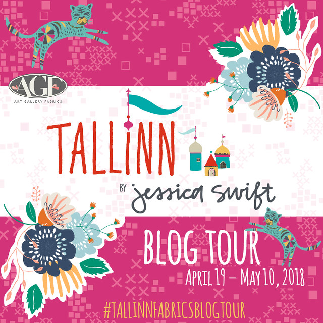 The Tallinn Fabrics Blog Tour