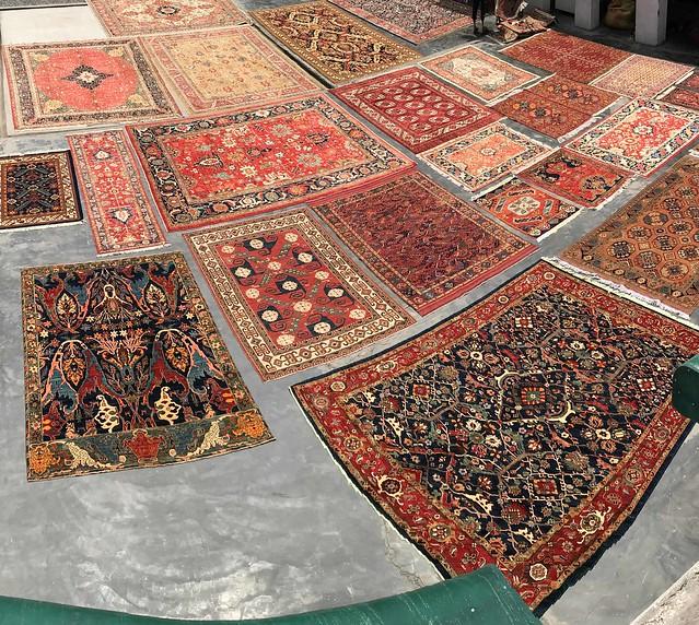 Tribal Rug Melbourne: Flickr: Persian Carpet Transit Warehouse (ABN:48099052025