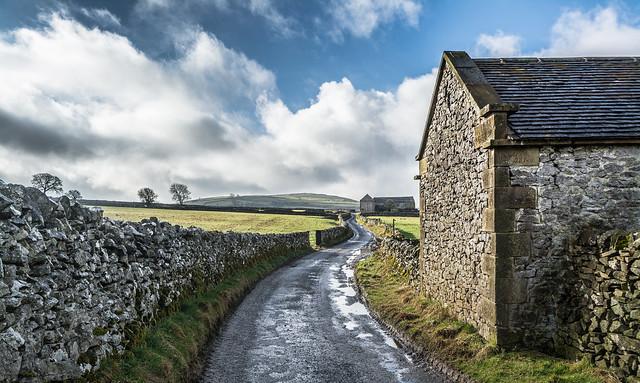 A Country Lane....
