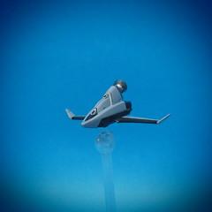 Silhouette flyer