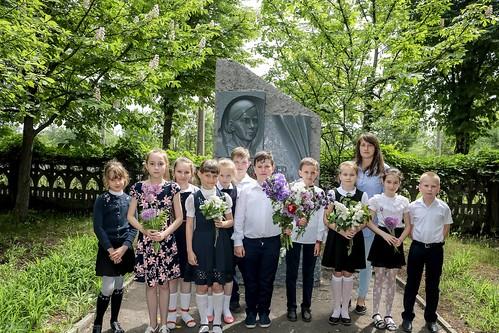 Відзначення Дня пам`яті та примирення, 4-А 08.05.18