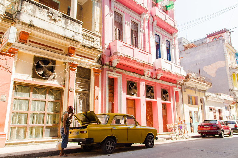 Colourful Havana
