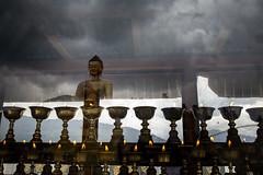 Illusion of Buddha