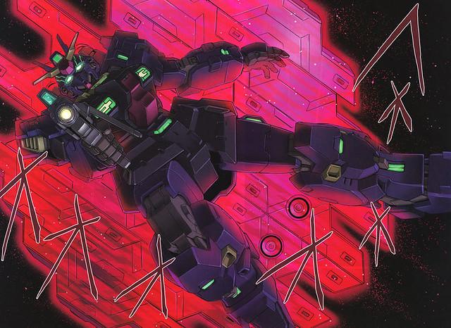 HGUC 1/144《機動戰士MOON鋼彈》AMS-123X-X MOON鋼彈[透彩版本]【BANDAI SPIRITS 組裝模型FES in沖繩限定】