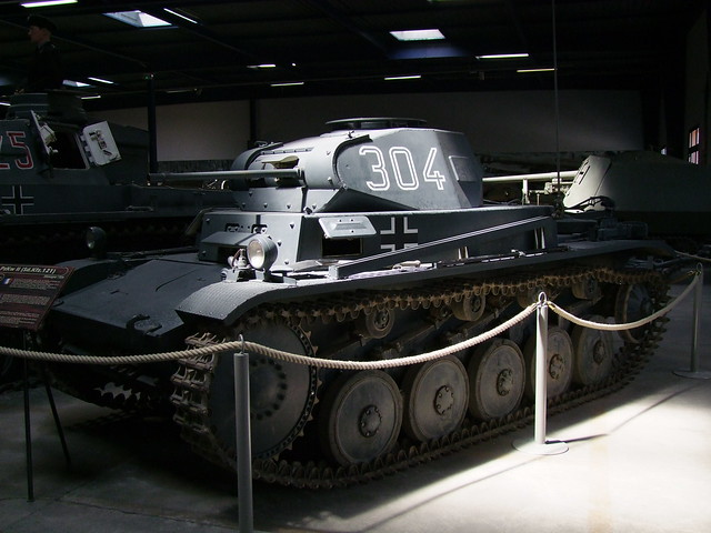 Panzer II, Fujifilm FinePix S100FS
