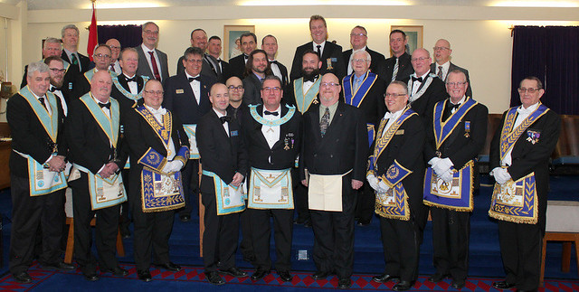 2018 04 17 Official Visit - Waterdown Lodge No. 357