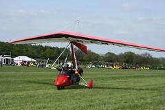 G-EMLY Solar Wings Pegasus (7531) Popham 040514