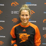 Emily Young, WolfPack Cross Country Running