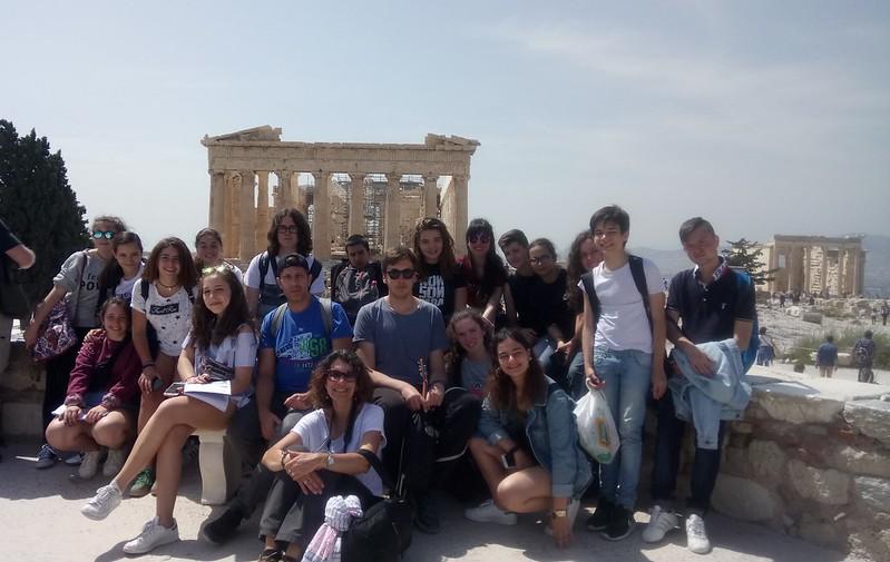 Viaxe a Grecia 2018