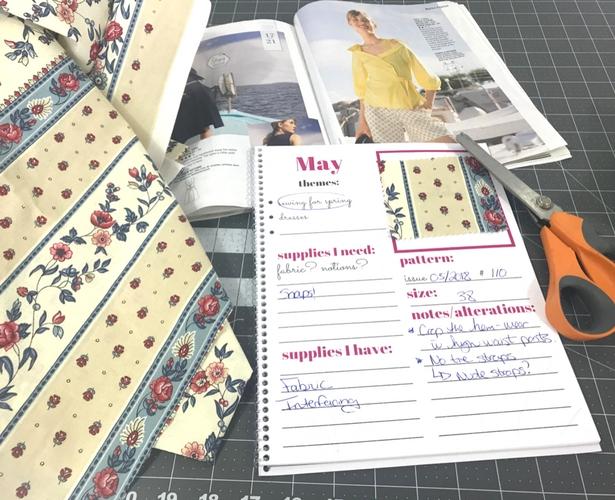 Meg May Plans 2
