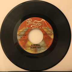 UNLIMITED TOUCH:I HEAR MUSIC IN THE STREETS(RECORD SIDE-B)
