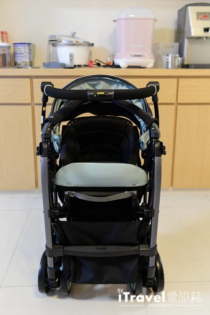 轻量型婴儿车推荐 Combi F2 Plus (4)