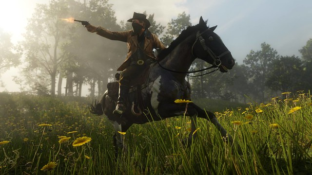 Red Dead Redemption 2 New Screenshots