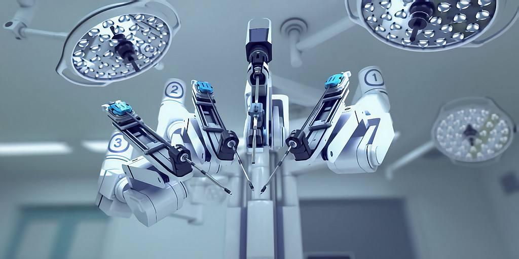 Des médecins réalisent la première chirurgie rachidienne assistée par un robot