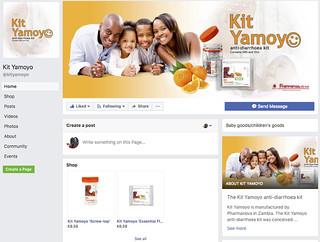 New Kit Yamoyo Facebook page