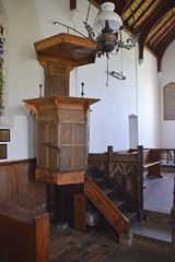 pulpit, 1624