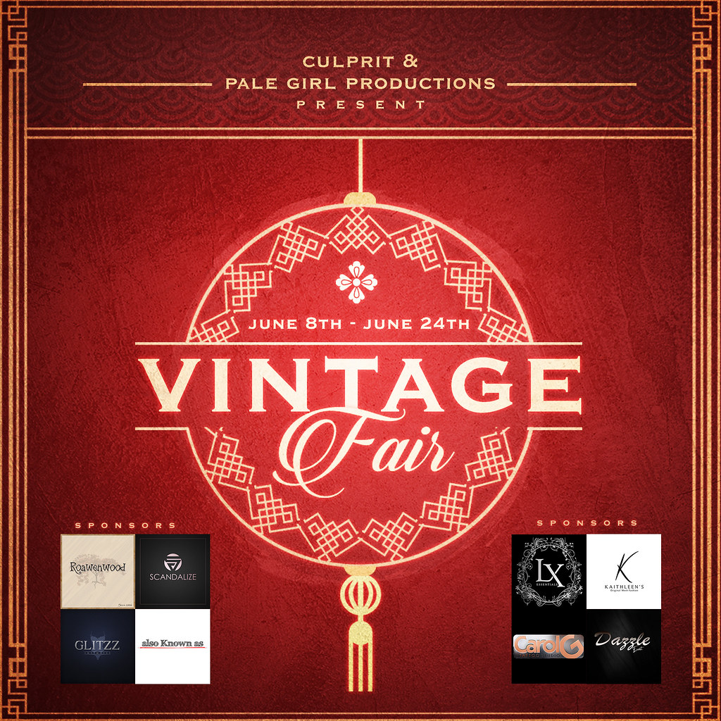 Vintage Fair 2018 – Participating Designers