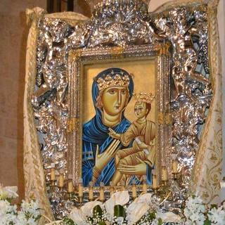 icona Madonna della Fonte