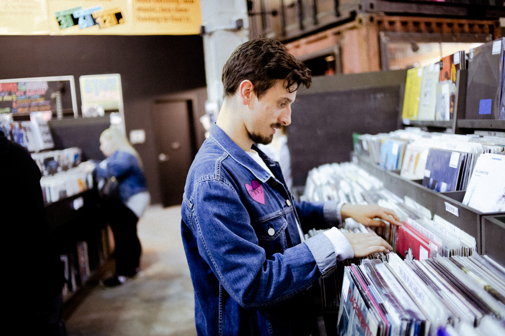 Record Shopping with... Fickle Friends