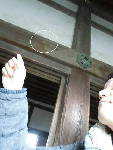 姫路城の五芒星