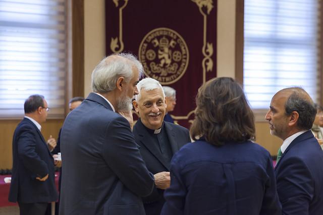 Visita del Padre General Arturo Sosa, SJ