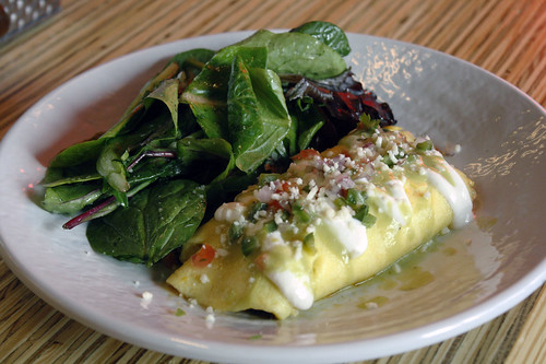 Hen of the Woods Omelet