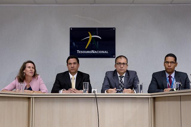 14/05/2018 Tesouro comenta edital para seleção de gestor de Fundo ID ETF
