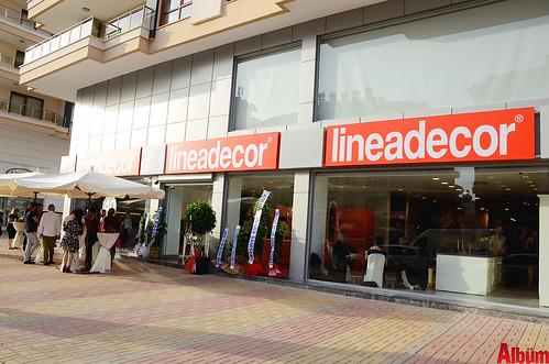 Lineadecor Alanya'da açıldı