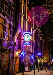 The Bulldog Coffeeshop & Hotel, Oudezijds Voorburgwal - �msterdam (Holanda Septentrional / Pa�ses Bajos)
