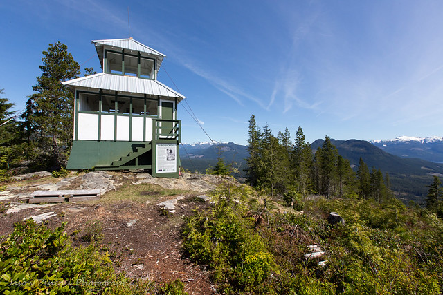 Woss Lookout