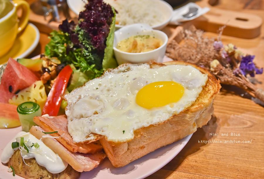 好堅果咖啡 菜單 台中早午餐 精誠商圈14