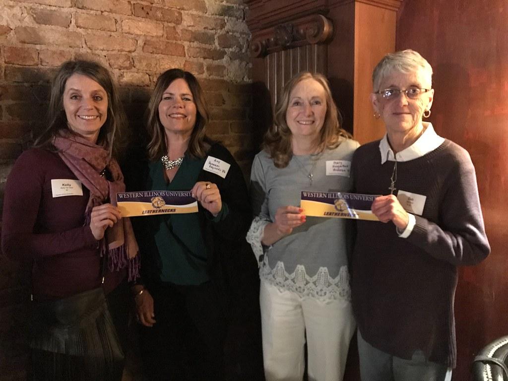 Decatur Alumni & Friends Social, 4/18/18
