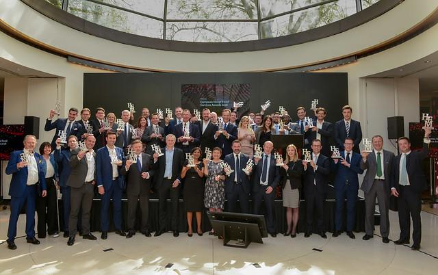 HFM European Hedge Fund Services Awards 2018